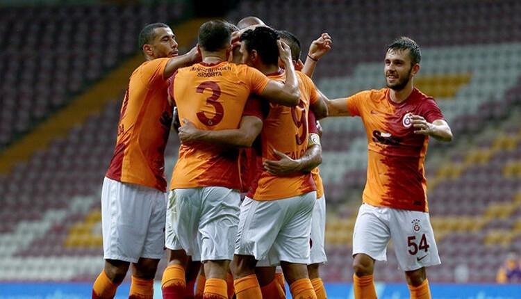 Galatasaray'da Diagne kadroya alınmadı! Falcao