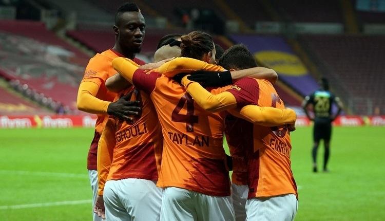 Galatasaray'da Trabzonspor maçı öncesi son durum