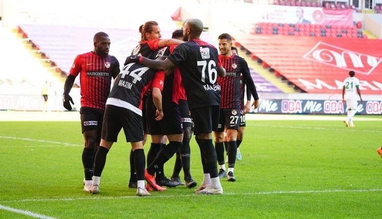 Gaziantep 3-1 Alanyaspor maç özeti ve golleri İZLE