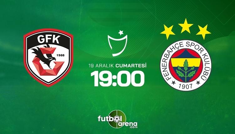 Gaziantep FK-Fenerbahçe canlı izle, Gaziantep FK-Fenerbahçe şifresiz İZLE (Gaziantep FK-Fenerbahçe beIN Sports canlı ve şifresiz İZLE)