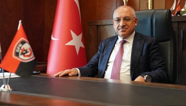 Gaziantep'ten Sumudica için sözleşme açıklaması