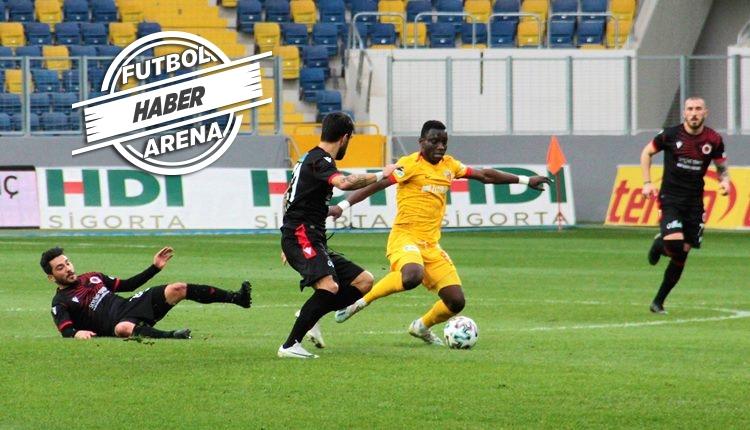Gençlerbirliği 3-2 Kayserispor maç özeti ve golleri (İZLE)