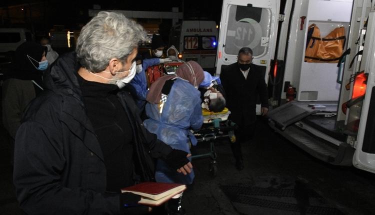 Gümüşhanespor Başkanı Vahit Olgun silahlı saldırıya uğradı