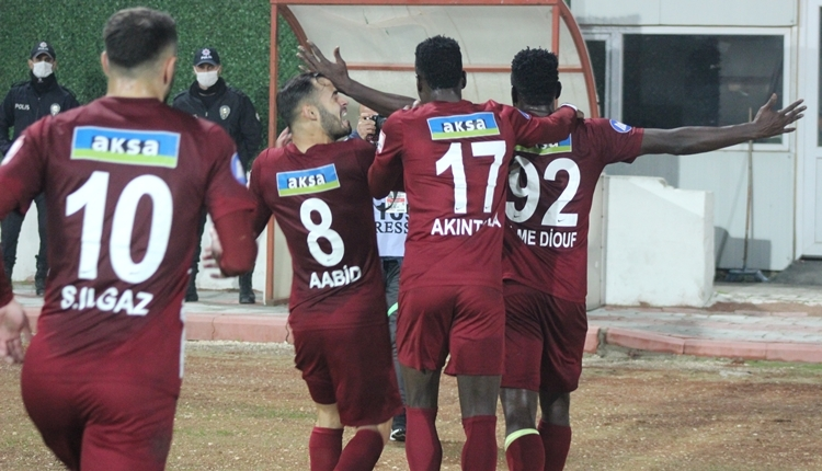 Hatayspor 3-0 BB Erzurumspor maç özeti ve golleri (İZLE)