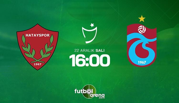 Hatayspor Trabzonspor canlı şifresiz izle, Hatayspor Trabzonspor İZLE (Hatayspor Trabzonspor beIN Sports izle)
