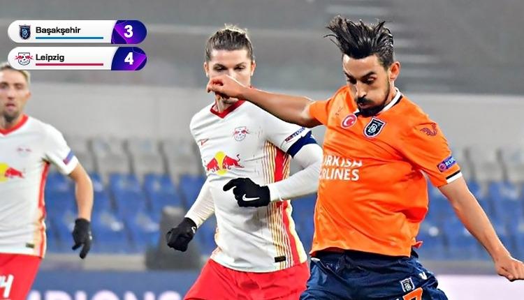İrfan Can'ın gecesi! Başakşehir 3-4 Leipzig maç özeti (İZLE)