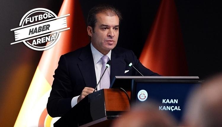 Kaan Kançal açıkladı: 'Galatasaray'ın toplam borcu'