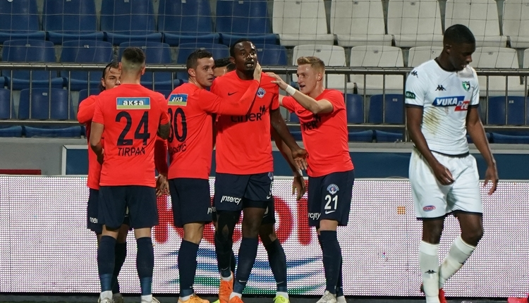 Kasımpaşa 3-2 Denizlispor maç özeti ve golleri (İZLE)