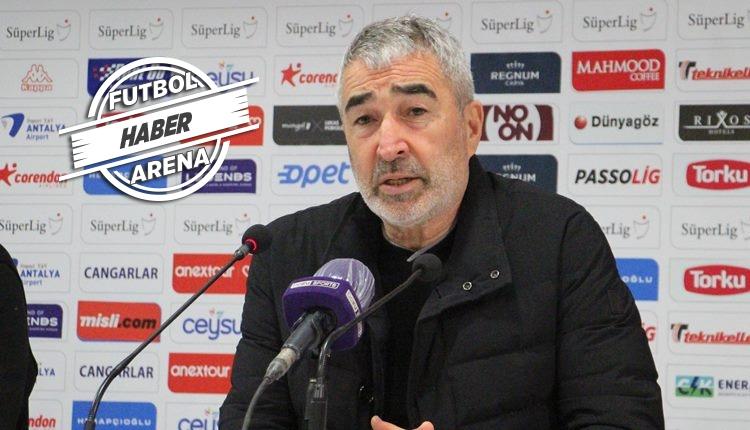 Kayserispor'da VAR tepkisi: