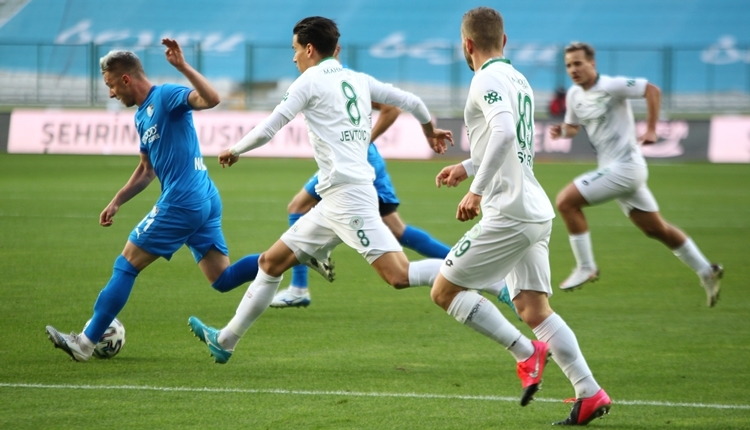 Konyaspor 2-0 BB Erzurumspor maç özeti ve golleri izle