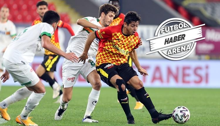Lidere bir çelme daha! Göztepe 1-0 Alanyaspor maç özeti (İZLE)