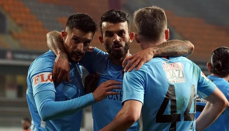 Medipol Başakşehir 1-2 Gaziantep FK maç özeti ve golleri (İZLE)