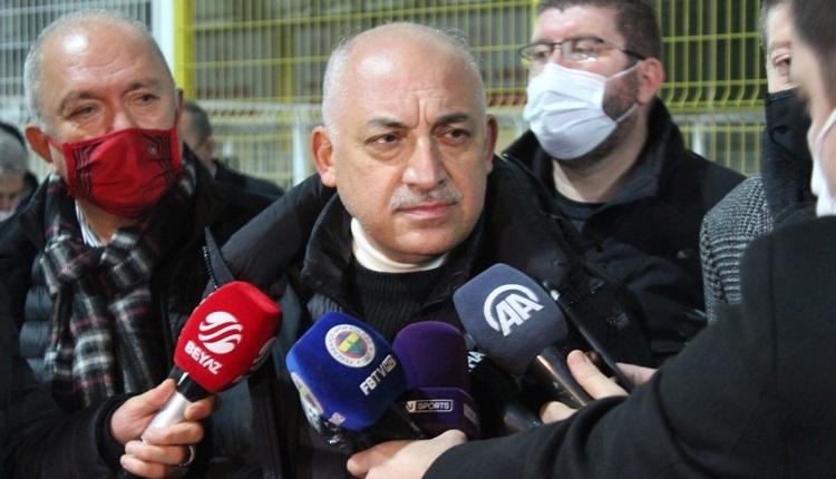Mehmet Büyükekşi: 'Fenerbahçe, Sumudica'yı istiyorsa...'
