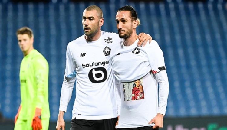 Montpelliler 2-3 Lille Burak Yılmaz'ın golü Yusuf Yazıcı'nın asisti İZLE