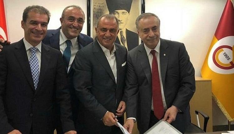 Mustafa Cengiz açıkladı! Fatih Terim ile sözleşme