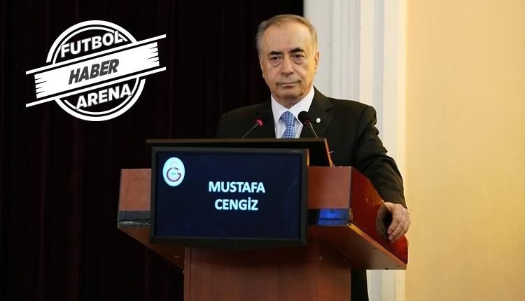 Mustafa Cengiz'den hakem tepkisi! 'TFF'yi uyarıyorum'