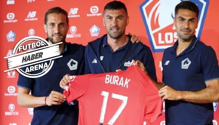 PSG kaybetti! Yusuf, Burak ve Zeki'nin takımı Lille lider