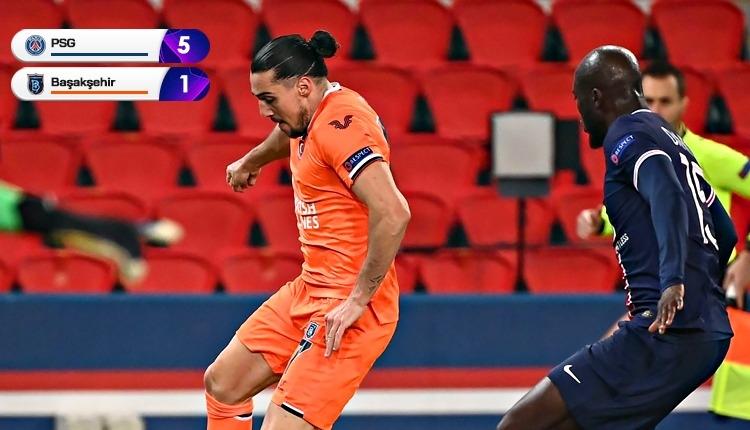 PSG, Medipol Başakşehir'i yenerek tur atladı (İZLE)