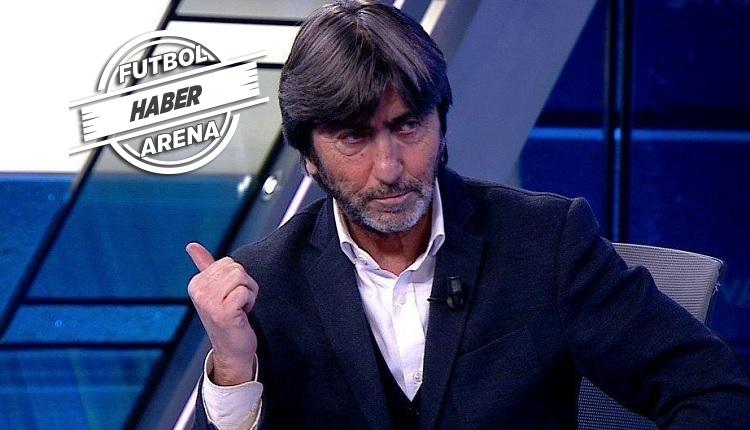 Rıdvan Dilmen Beşiktaş maç sonu hayran kaldı:
