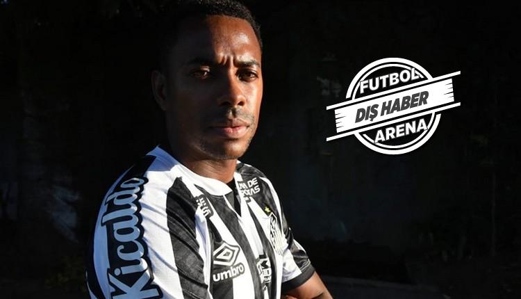 Robinho için 9 yıllık hapis cezası