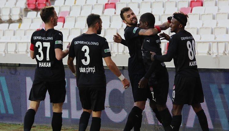 Sivasspor 3-1 Gençlerbirliği maç özeti ve golleri (İZLE)