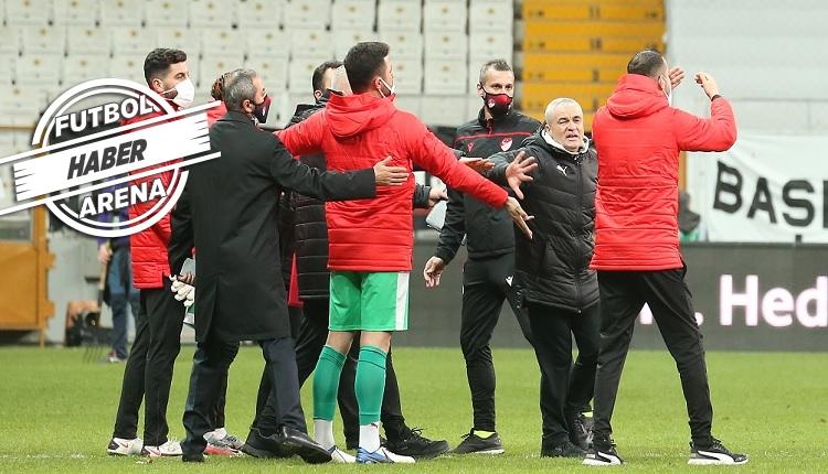 Sivasspor cephesinden tepki: