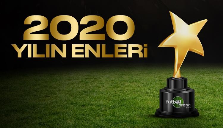 Süper Lig'de 2020 yılının en iyileri belli oldu