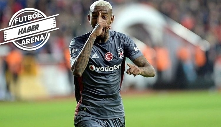 Talisca'dan Beşiktaş taraftarını heyecanlandıran paylaşım