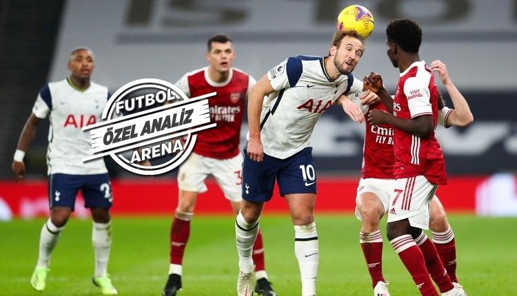 Tottenham zirvede, Arsenal krizde