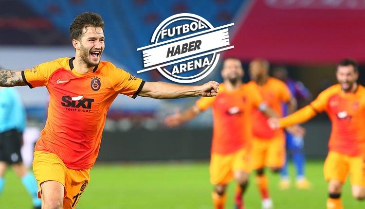 Trabzonspor 0-2 Galatasaray maç özeti ve golleri (İZLE)