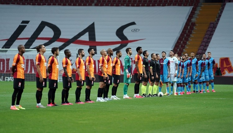 Trabzonspor - Galatasaray rekabetinden notlar