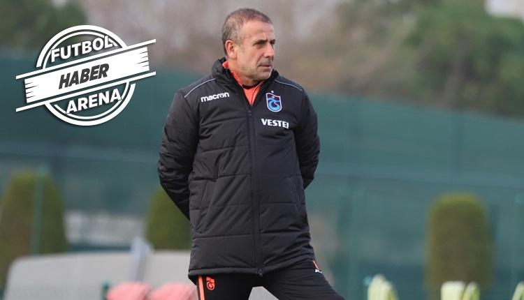 Trabzonspor'da Bilal, Diabate ve Plaza kadro dışı bırakıldı
