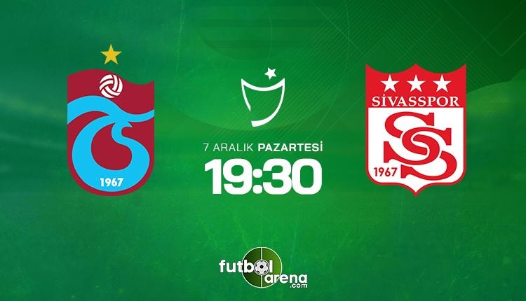 Trabzonspor-Sivasspor canlı izle, Trabzonspor-Sivasspor şifresiz izle (Trabzonspor-Sivasspor beIN Sports canlı ve şifresiz İZLE)