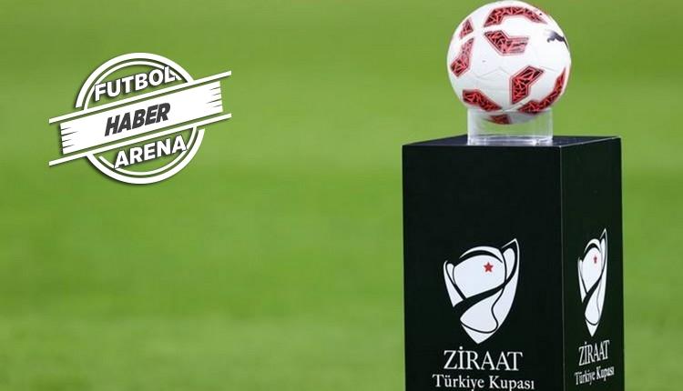 Türkiye Kupası'nda son 16 turu eşleşmeleri belli oldu