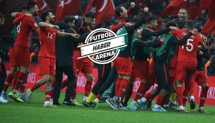 Türkiye'nin 2022 Dünya Kupası Elemeleri grubu belli oldu