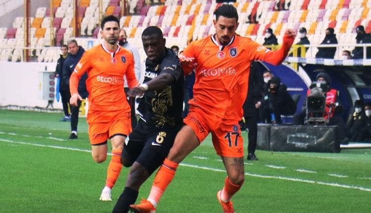 Yeni Malatyaspor 1-1 Medipol Başakşehir maç özeti ve golleri izle