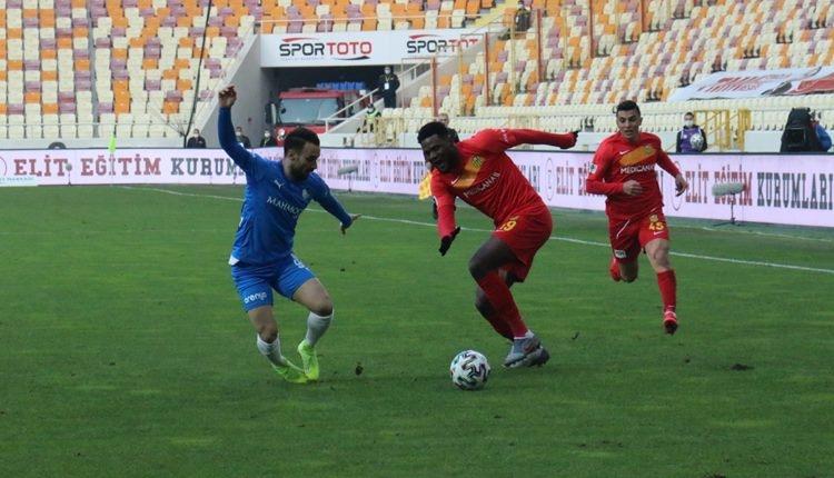 Yeni Malatyaspor 1-3 BB Erzurumspor maç özeti ve golleri (İZLE)