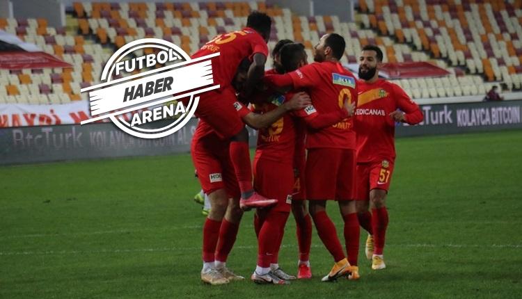 Yeni Malatyaspor 2-0 Kasımpaşa maç özeti ve golleri (İZLE)