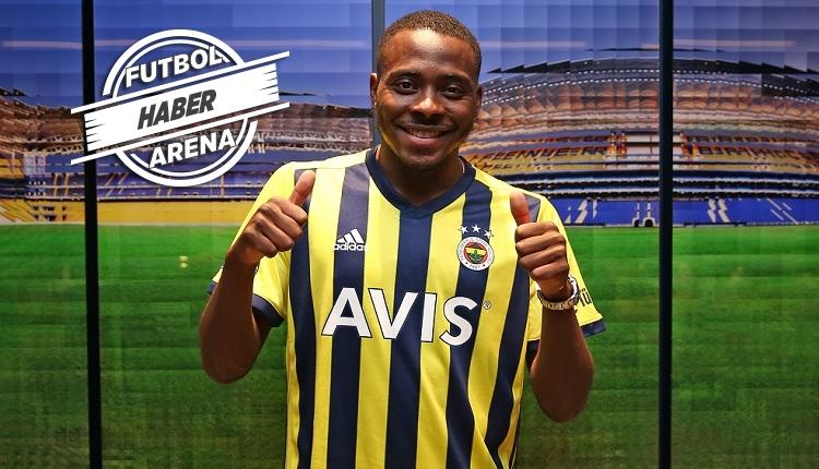 Bright Osayi Samuel Fenerbahçe'de! 4.5 yıllık imza
