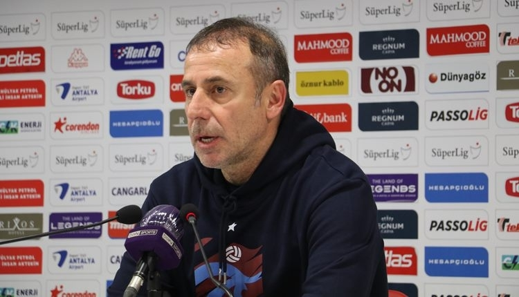 Abdullah Avcı'dan transfer sözleri: