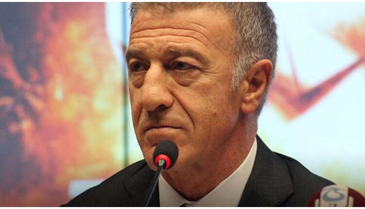 Ahmet Ağaoğlu'ndan transfer açıklaması: