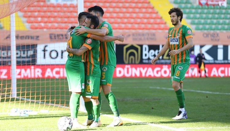 Alanyaspor 3-1 Sivasspor maç özeti ve golleri (İZLE)