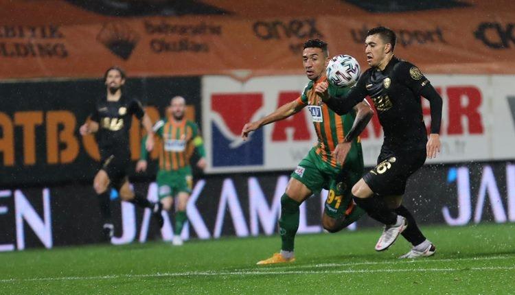 Alanyaspor 4-3 Ankaragücü maç özeti ve golleri (İZLE)