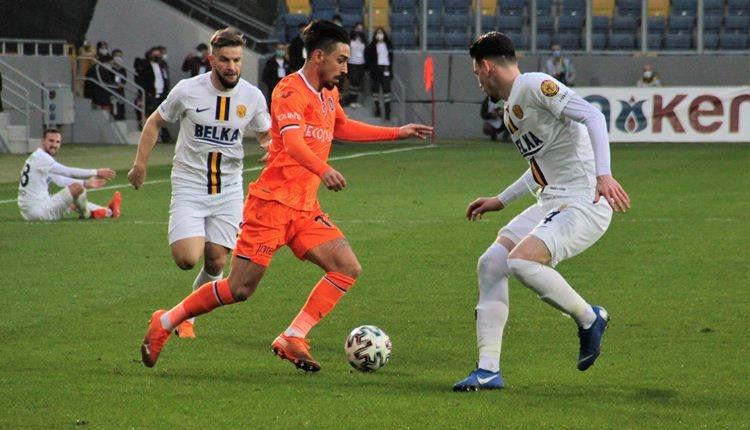 Ankaragücü 1-2 Medipol Başakşehir maç özeti ve golleri (İZLE)
