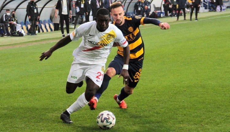 Ankaragücü 3-1 Yeni Malatyaspor maç özeti ve golleri (İZLE)