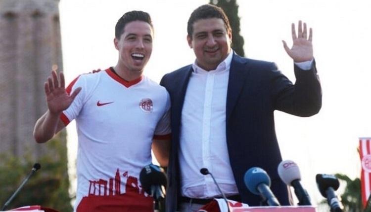 Antalyaspor'a transfer yasağı getirildi