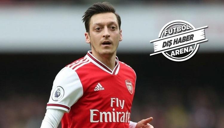 Arteta'dan Mesut Özil için yeni açıklama