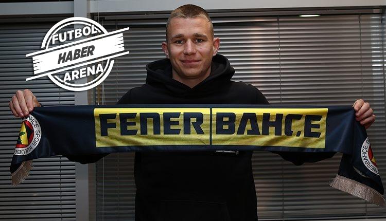 Attila Szalai, Fenerbahçe'de! 4,5 yıllık sözleşme