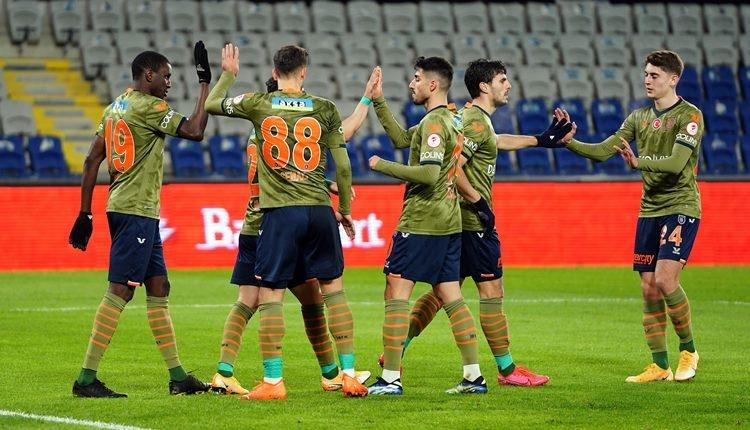 Başakşehir çeyrek finalde! Tuzlaspor 1-5 Başakşehir maç özeti (İZLE)