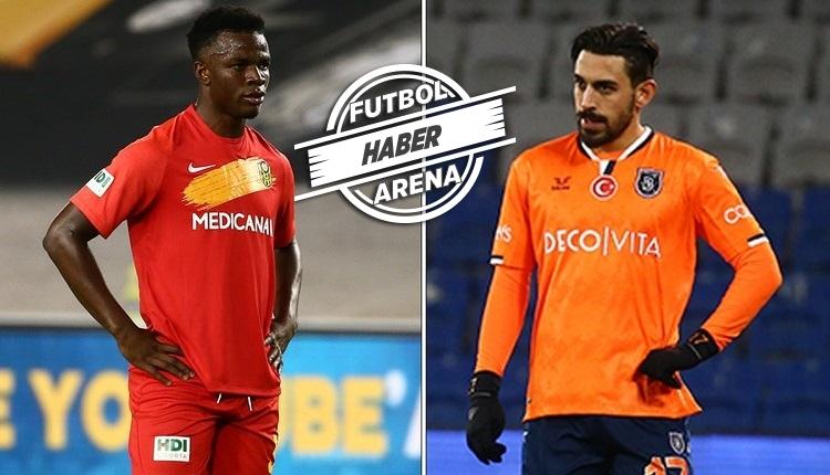 Başakşehir ile Galatasaray'ın Youssouf Ndayishimiye planı